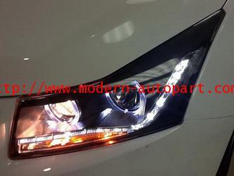 โคมไฟหน้า CRUZE Audi A8 2012 style Headlights