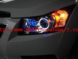 โคมไฟหน้า CRUZE Xenon 6000K Headlights (Blue)