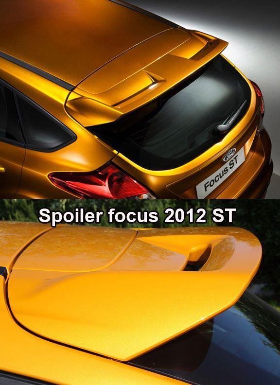 SPOILER Ford Fucus 2012 2013 ST