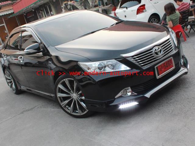 ชุดแต่ง New CAMRY 2.0 2.5 2012 2013 VIP MDP Style