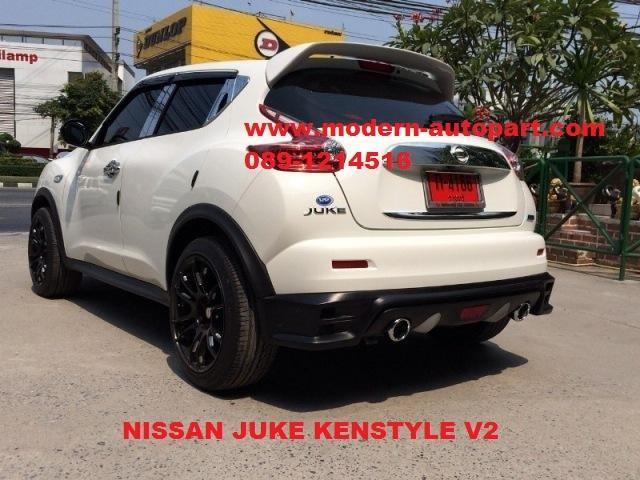 ชุดแต่งรอบคัน Nissan JUKE