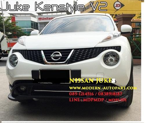ชุดแต่งรอบคัน Nissan JUKE Ken Style V2