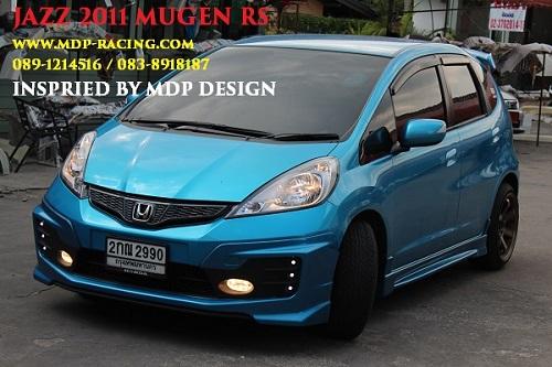 ชุดแต่ง Jazz 2011 2012 2013 Mugen RS