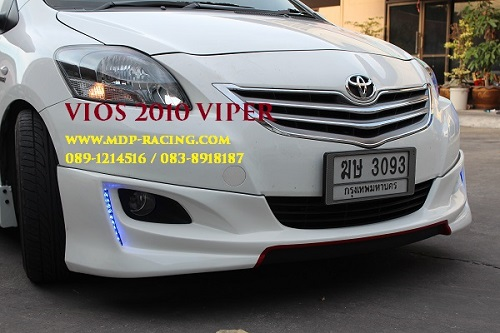 ชุดแต่ง VIOS 2007 2009 2010 2011 2012 VIPER 19