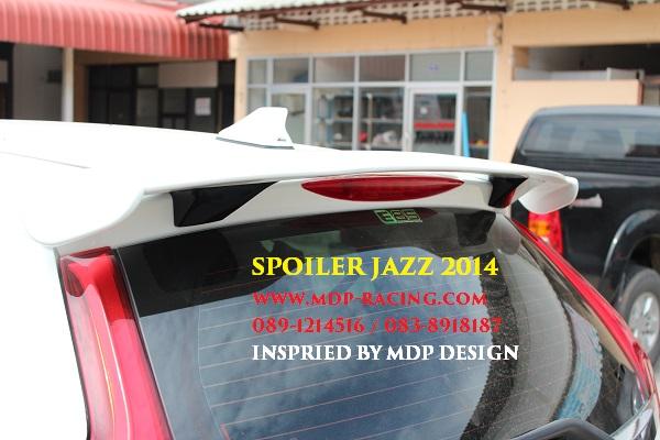 สปอยเลอร์ SPOILER เเจ๊ส Jazz 2014 2015 แต่ง Jazz