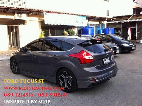 ชุดแต่ง Ford Fucus 2012 2013 ST SPORT