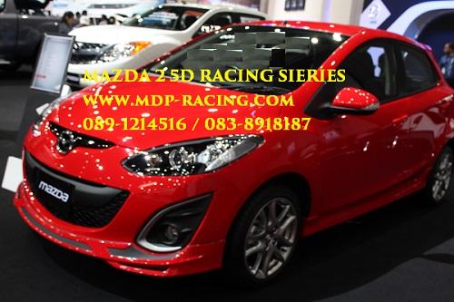 ชุดแต่ง มาสด้า MAZDA 2 5D Racing Sieries