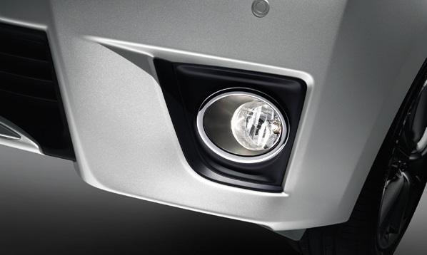 ไฟตัดหมอก Toyota ALTIS 2014 2015 Fog Lamp