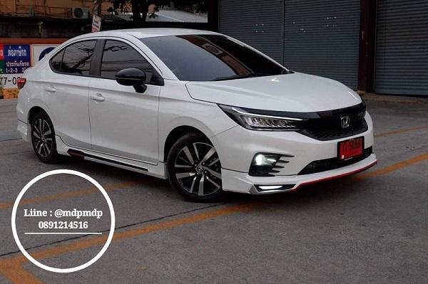 ชุดแต่งซิตี้ Honda CITY 2020 PS SPORT
