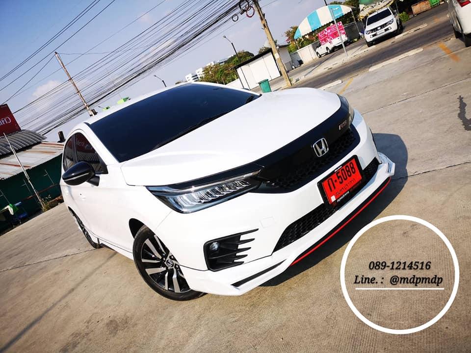 ชุดแต่งซิตี้ Honda CITY 2020 MDP SPORT