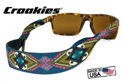 สายคล้องแว่นตา Croakies XL Print รุ่น Sub Owls