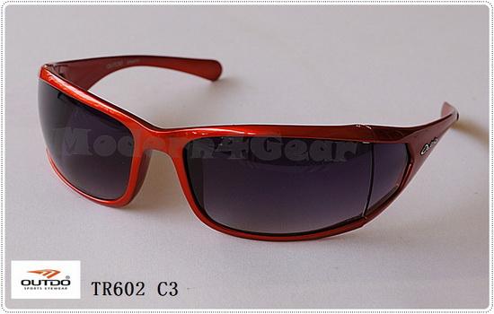 แว่นกันแดด OUTDO-SPORT  รุ่น TR602  C3