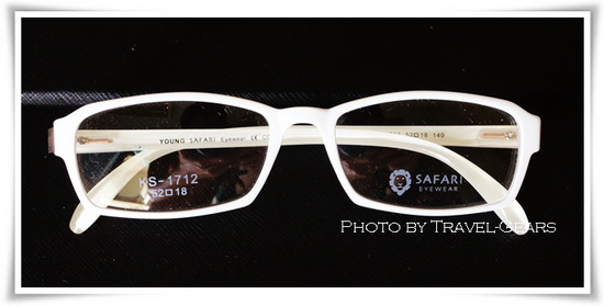 กรอบแว่นตา SAFARI no.KS-1712 Col.1