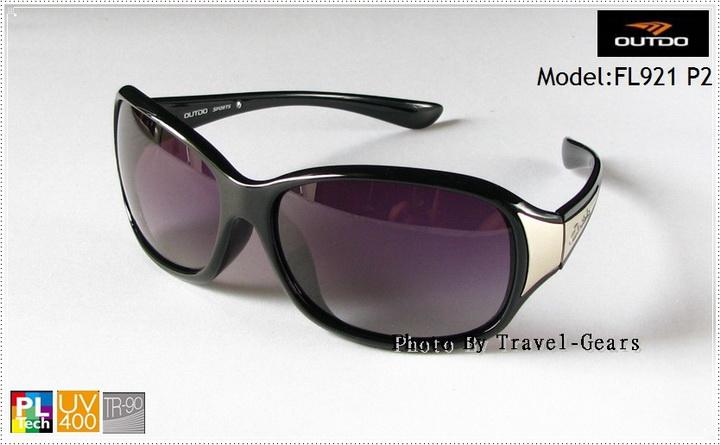แว่นกันแดด OUTDO Polarized  รุ่น FL921  P2