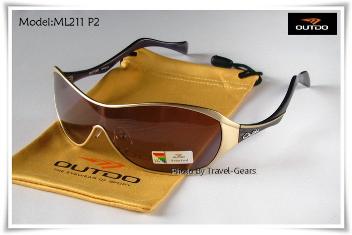 แว่นกันแดด OUTDO-SPORT  Polarized รุ่น ML211