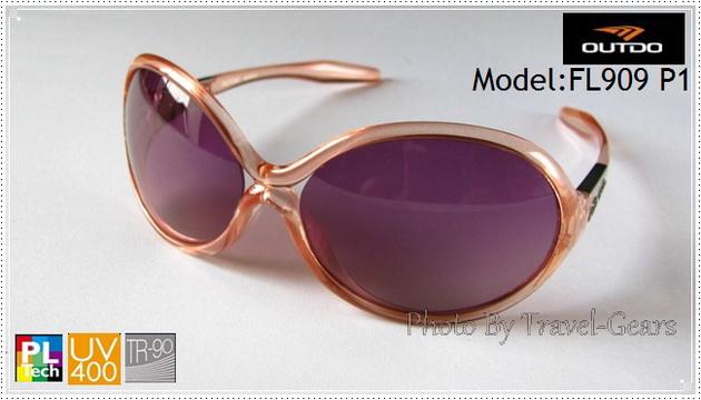 แว่นกันแดด OUTDO-SPORT Polarized รุ่น FL909 P1