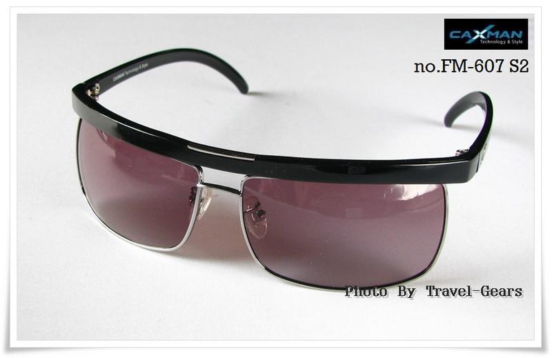 แว่นกันแดด CAXMAN Polarized รุ่น FM-607 S2