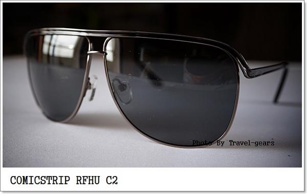แว่นกันแดด Polarized COMICSTRIP RFH80U