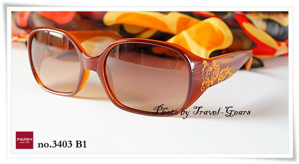 แว่นกันแดด PARIM no.3403
