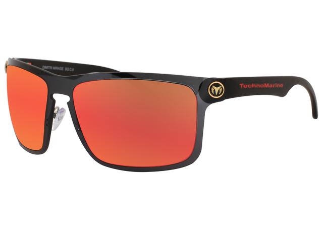 แว่นกันแดด TechnoMarine รุ่น DIMITRI MIRAGE SQ COL.03