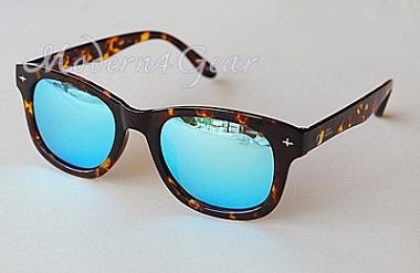 แว่นกันแดด Retro by Aaron Dommi no.AR-1012 ลายกะ