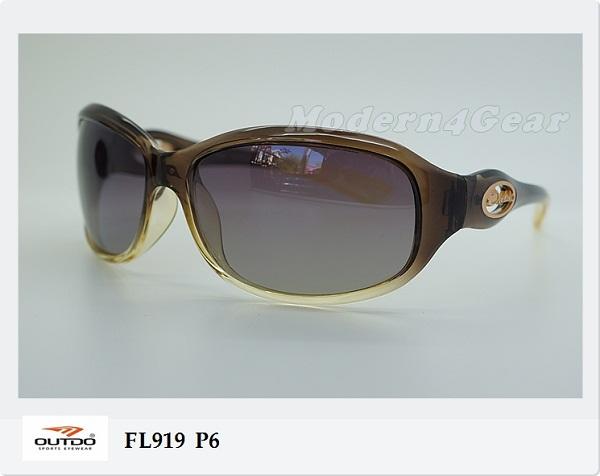 แว่นกันแดด OUTDO-SPORT Polarized รุ่น FL919 P6