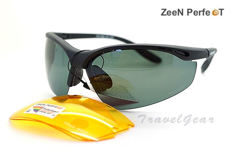 แว่นกลางคืน ZEEN PERFECT Polar Night รุ่น 91348 Black