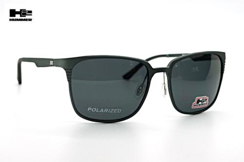 แว่นกันแดด HUMMER Polarized รุ่น HM66025 Gun