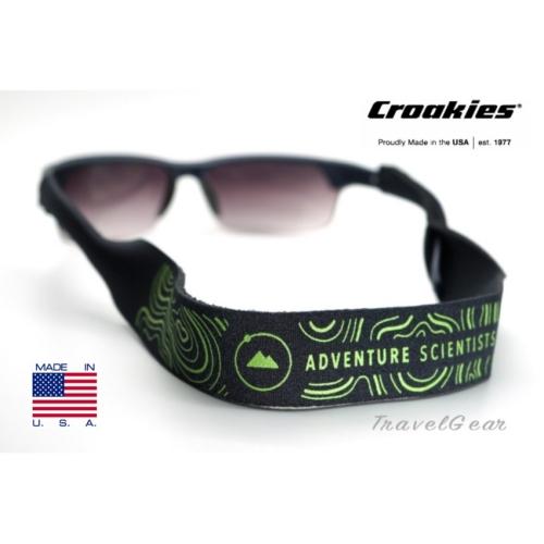 สายคล้องแว่นตา Croakies XL Print Adventure Scientists