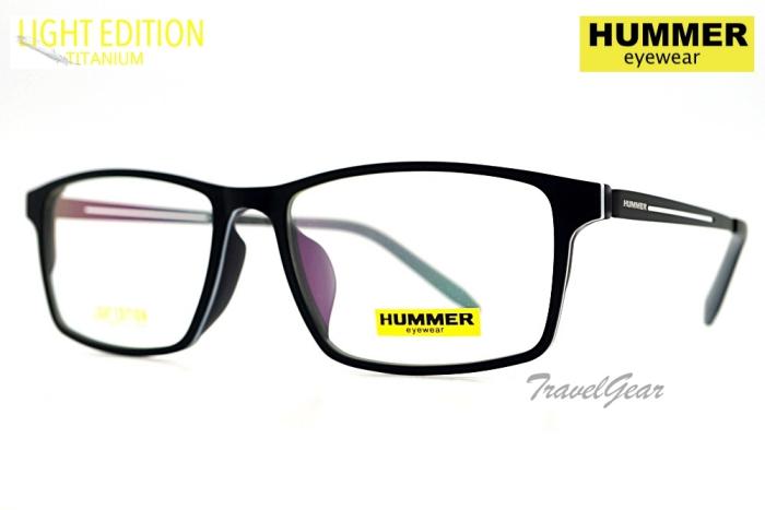 กรอบแว่นตา HUMMER รุ่น Pure Titanium 28213 C2
