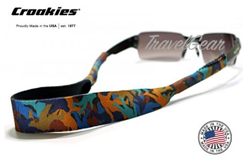 สายคล้องแว่นตา Croakies XL Print รุ่น Sub Squatchmo