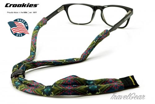 สายคล้องแว่นตา Croakies รุ่น Print Suiters Poly Owls
