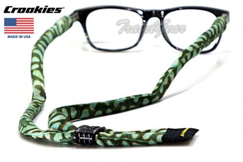 สายคล้องแว่นตา Croakies รุ่น Poly Suiter XL A.D. Maddox Brook