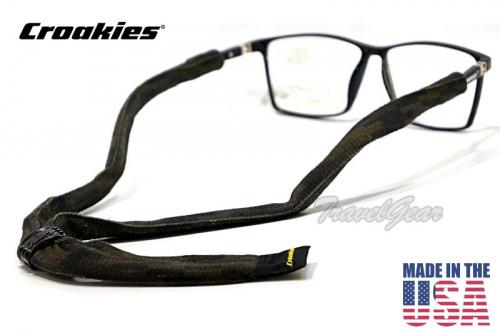 สายคล้องแว่นตา Croakies รุ่น Print Suiter XL Poly Interlock Totem