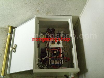 อินเวอร์เตอร์ มอเตอร์ 3เฟส สำหรับ เครื่องกลึง เครื่องมิลลิ่ง เพื่อให้ใช้ไฟฟ้า 1 เฟส ขนาด 5 แรงม้า