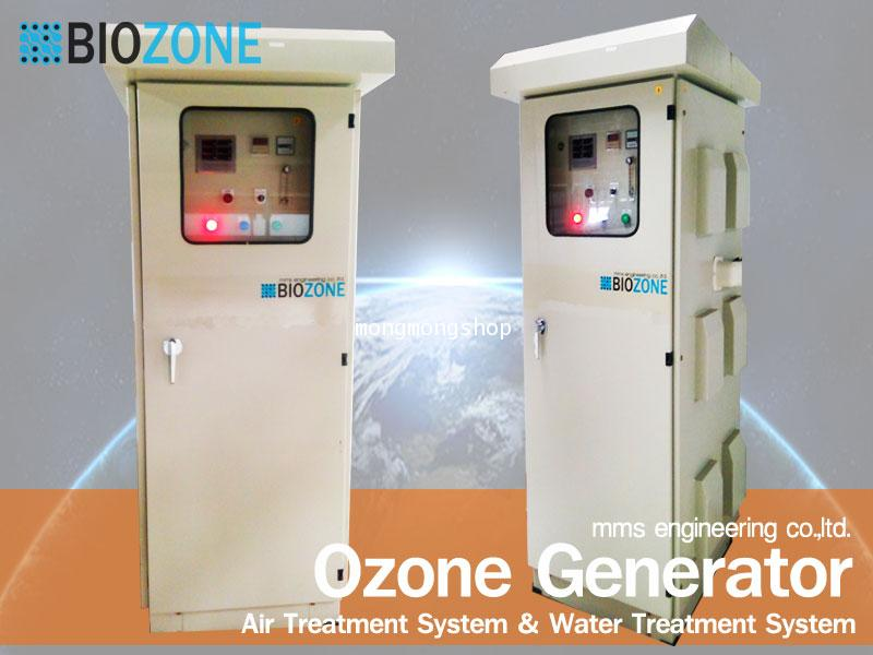 Ozone Generrator 100G/hr. with Oxigenconcentrator(Non Nitrates)