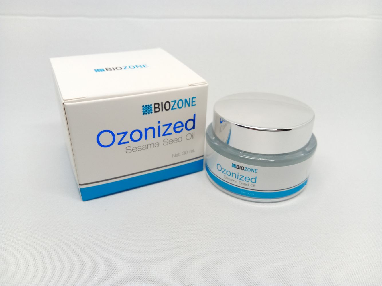 Ozonized Sesame Seed oil 100
