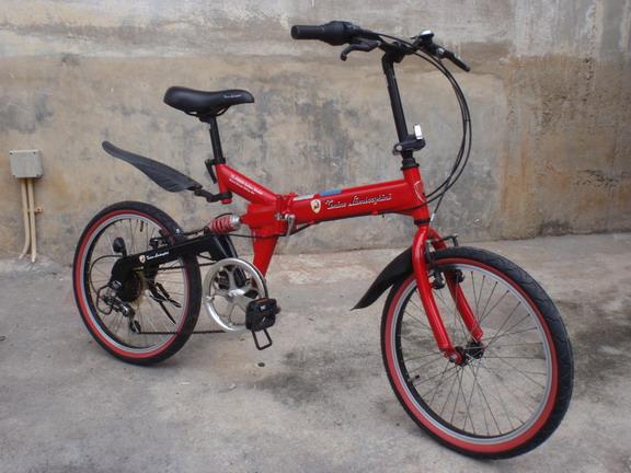 จักรยาน Lamborghini