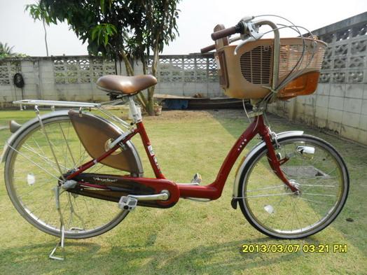 จักรยานแม่บ้านและเด็ก