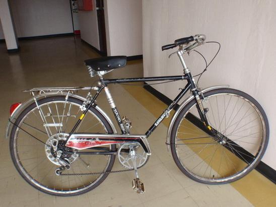 จักรยานโบราณ ทัวร์ริ่ง