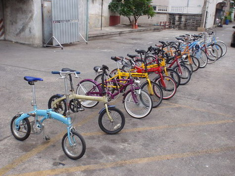 จักรยานให้เช่าถ่ายโฆษณา ประกอบฉาก