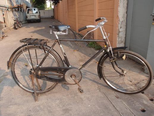 จักรยาน ทรงโบราณคลาสสิค Miyata