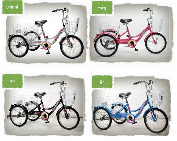 จักรยาน3 ล้อ Meadow