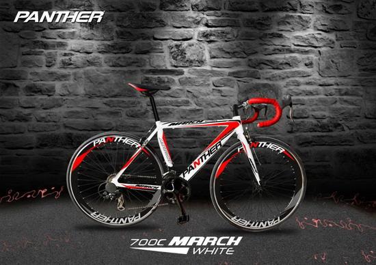 จักรยานเสือหมอบ Panther รุ่น March