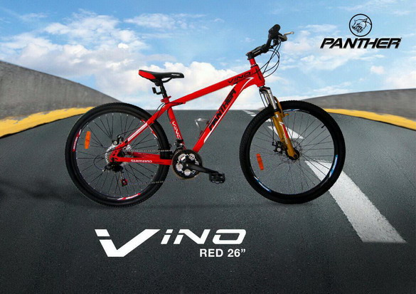 จักรยานเสือภูเขา Panther Vino