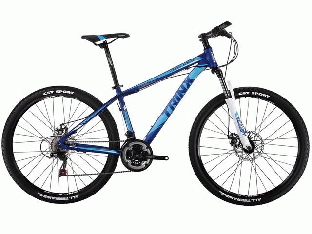 จักรยานเสือภูเขา TRINX C200  ล้อ 27.5 นิ้ว เกียร์ 21 สปีด เฟรมอลูมิเนียม