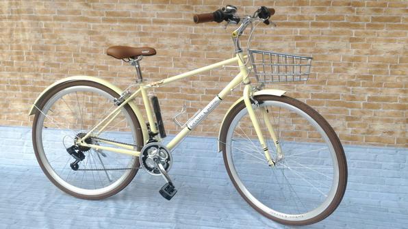 จักรยาน ทัวร์ริ่ง แนวคลาสสิค WCI Urban Classic