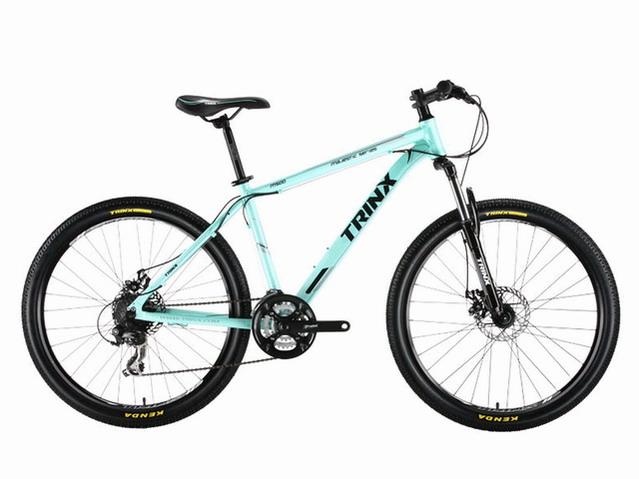 จักรยานเสือภูเขา TRINX รุ่น M500 ล้อ 26 นิ้ว เกียร์ 24 สปีด  โช้คหน้า เฟรมอลูมิเนียม