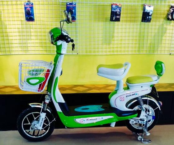 รถจักรยานไฟฟ้ารุ่น EB03