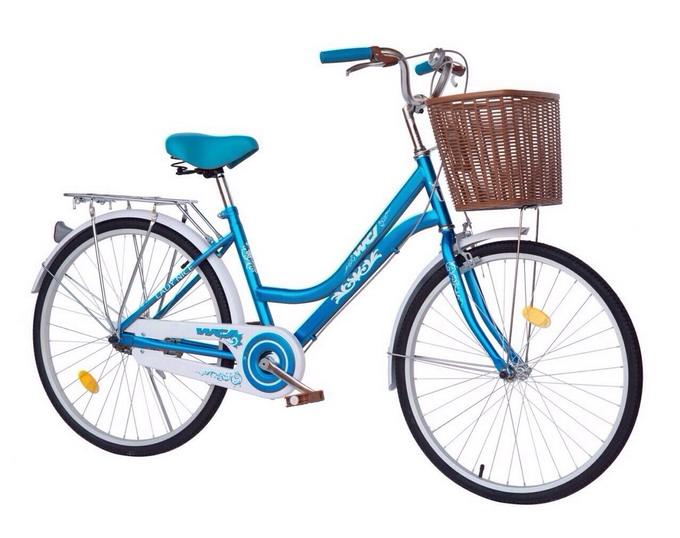 จักรยานทรงแม่บ้านญี่ปุ่นวินเทจ WCI 24 รุ่น Nice